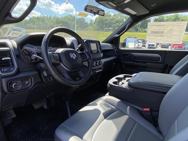 2021 Ram 3500 Regular Cab DRW 4x4,  Warner Truck Bodies Select Pro Service Body #D210780 - photo 11