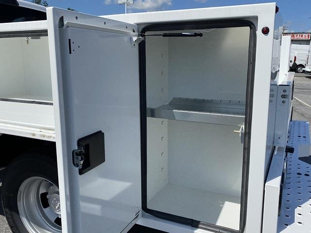 2021 Ram 3500 Regular Cab DRW 4x4,  Warner Truck Bodies Select Pro Service Body #D210780 - photo 28