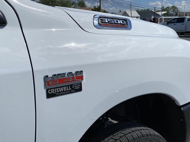 2021 Ram 3500 Regular Cab DRW 4x4,  Warner Truck Bodies Select Pro Service Body #D210780 - photo 33