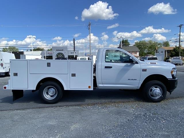 2021 Ram 3500 Regular Cab DRW 4x4,  Warner Truck Bodies Select Pro Service Body #D210780 - photo 5