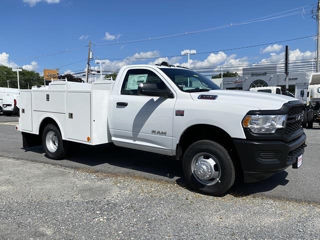 2021 Ram 3500 Regular Cab DRW 4x4,  Warner Truck Bodies Select Pro Service Body #D210780 - photo 6