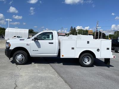2021 Ram 3500 Regular Cab DRW 4x4,  Warner Truck Bodies Select Pro Service Body #D210780 - photo 3