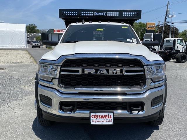 2021 Ram 5500 Crew Cab DRW 4x4, Knapheide Contractor Body #D210827 - photo 8