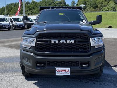 2021 Ram 5500 Crew Cab DRW 4x4,  Rugby Eliminator LP Steel Dump Body #D210850 - photo 9