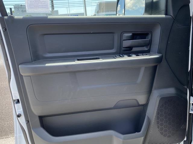 2021 Ram 3500 Crew Cab DRW 4x4, TruckCraft Stake Bed #D210908 - photo 12
