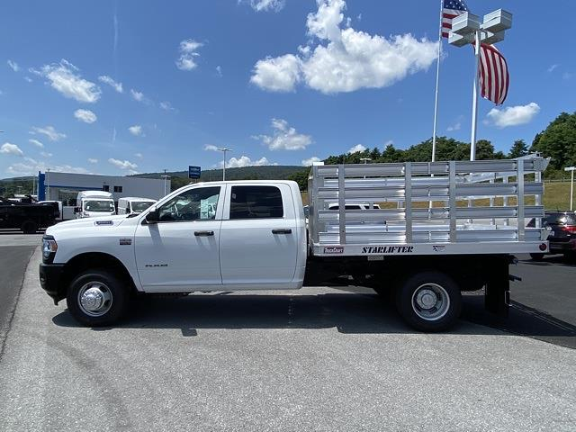 2021 Ram 3500 Crew Cab DRW 4x4, TruckCraft Stake Bed #D210908 - photo 4