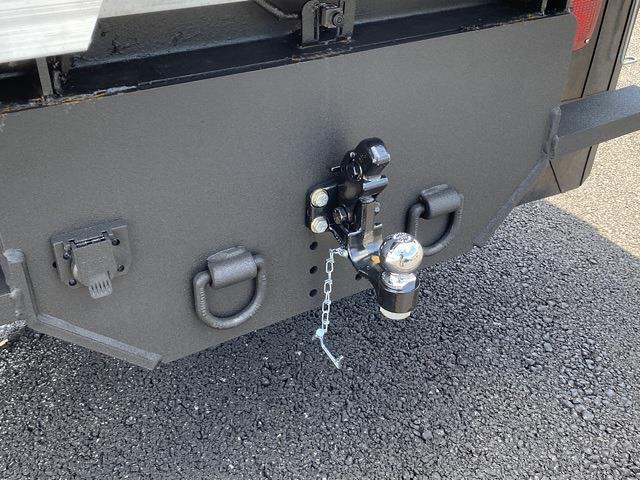 2021 Ram 3500 Crew Cab DRW 4x4, TruckCraft Stake Bed #D210908 - photo 34