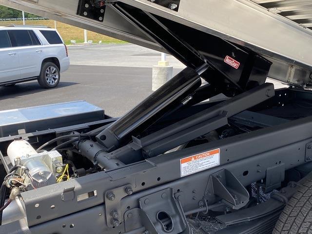 2021 Ram 3500 Crew Cab DRW 4x4, TruckCraft Stake Bed #D210908 - photo 35