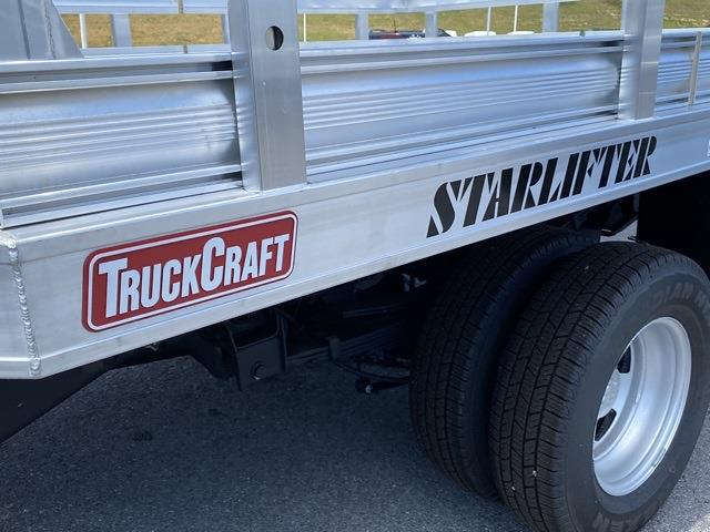 2021 Ram 3500 Crew Cab DRW 4x4, TruckCraft Stake Bed #D210908 - photo 36