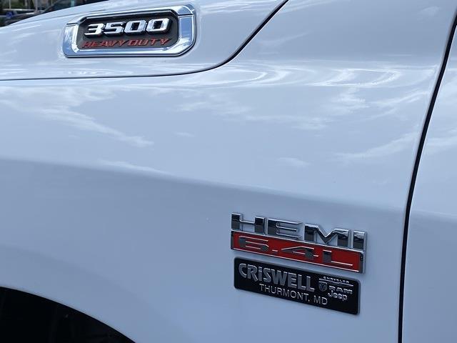2021 Ram 3500 Crew Cab DRW 4x4, TruckCraft Stake Bed #D210908 - photo 37