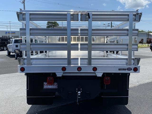 2021 Ram 3500 Crew Cab DRW 4x4, TruckCraft Stake Bed #D210908 - photo 5