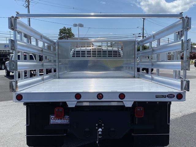 2021 Ram 3500 Crew Cab DRW 4x4, TruckCraft Stake Bed #D210908 - photo 6