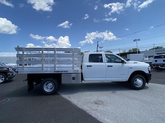 2021 Ram 3500 Crew Cab DRW 4x4, TruckCraft Stake Bed #D210908 - photo 8