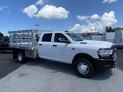 2021 Ram 3500 Crew Cab DRW 4x4, TruckCraft Stake Bed #D210908 - photo 9