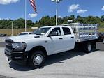 2021 Ram 3500 Crew Cab DRW 4x4,  TruckCraft Stake Bed #D210908 - photo 3