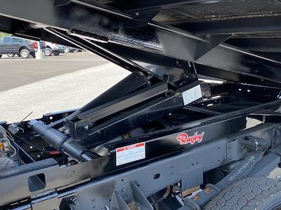 2021 Ram 5500 Regular Cab DRW 4x4,  Rugby Eliminator LP Steel Dump Body #D210999 - photo 30