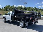 2021 Ram 5500 Regular Cab DRW 4x4,  Rugby Eliminator LP Steel Dump Body #D210999 - photo 2