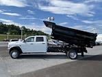 2021 Ram 5500 Crew Cab DRW 4x4,  Dejana Truck & Utility Equipment Landscape Dump #D211059 - photo 26