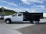 2021 Ram 5500 Crew Cab DRW 4x4,  Dejana Truck & Utility Equipment Landscape Dump #D211059 - photo 4