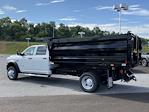 2021 Ram 5500 Crew Cab DRW 4x4,  Dejana Truck & Utility Equipment Landscape Dump #D211059 - photo 2