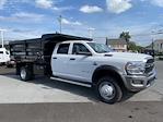 2021 Ram 5500 Crew Cab DRW 4x4,  Dejana Truck & Utility Equipment Landscape Dump #D211059 - photo 8