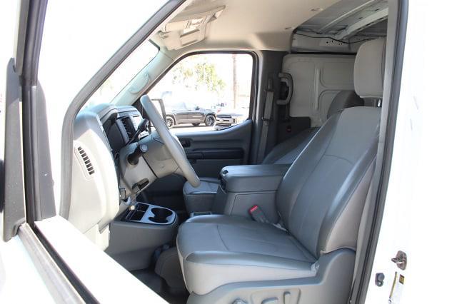 2018 NV HD Standard Roof 4x2,  Empty Cargo Van #B506203 - photo 9