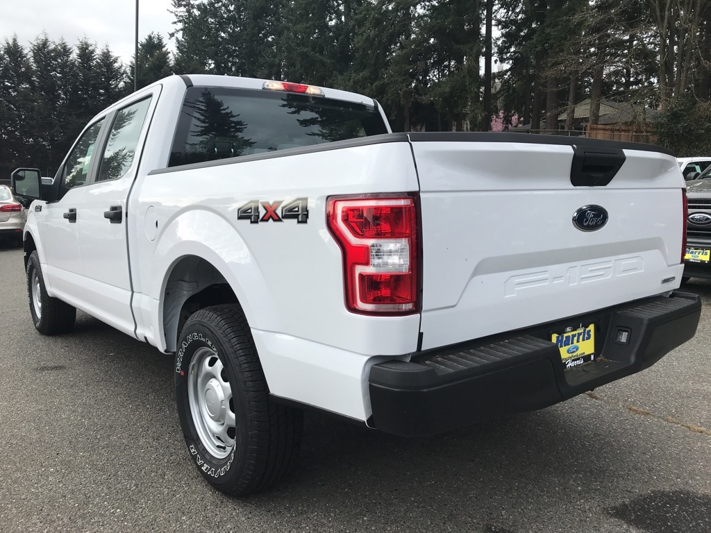 2018 F-150 SuperCrew Cab 4x4,  Pickup #280144 - photo 2