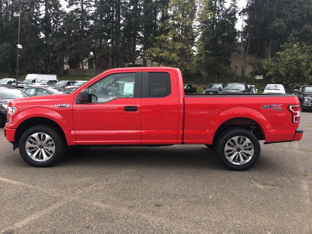 2018 F-150 Super Cab 4x4,  Pickup #281064 - photo 3