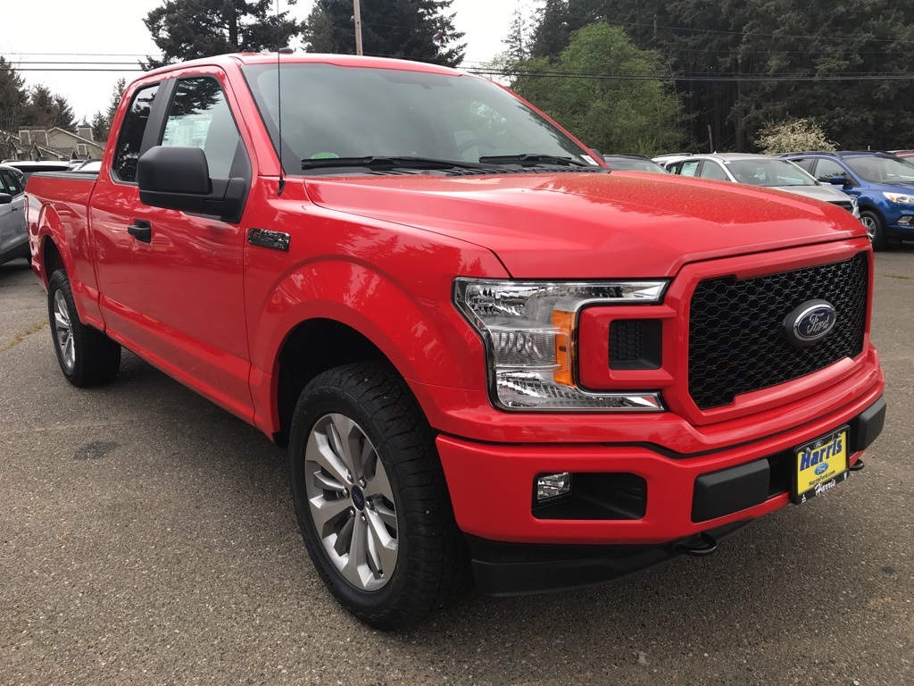 2018 F-150 Super Cab 4x4,  Pickup #281064 - photo 8