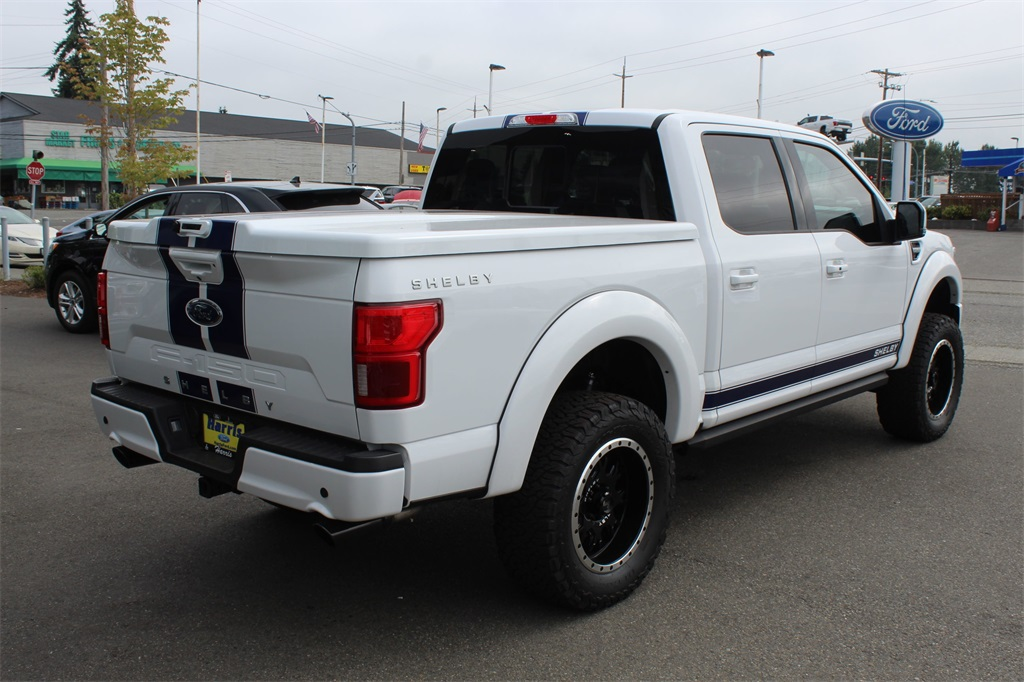 2018 F-150 SuperCrew Cab 4x4,  Pickup #281791 - photo 5