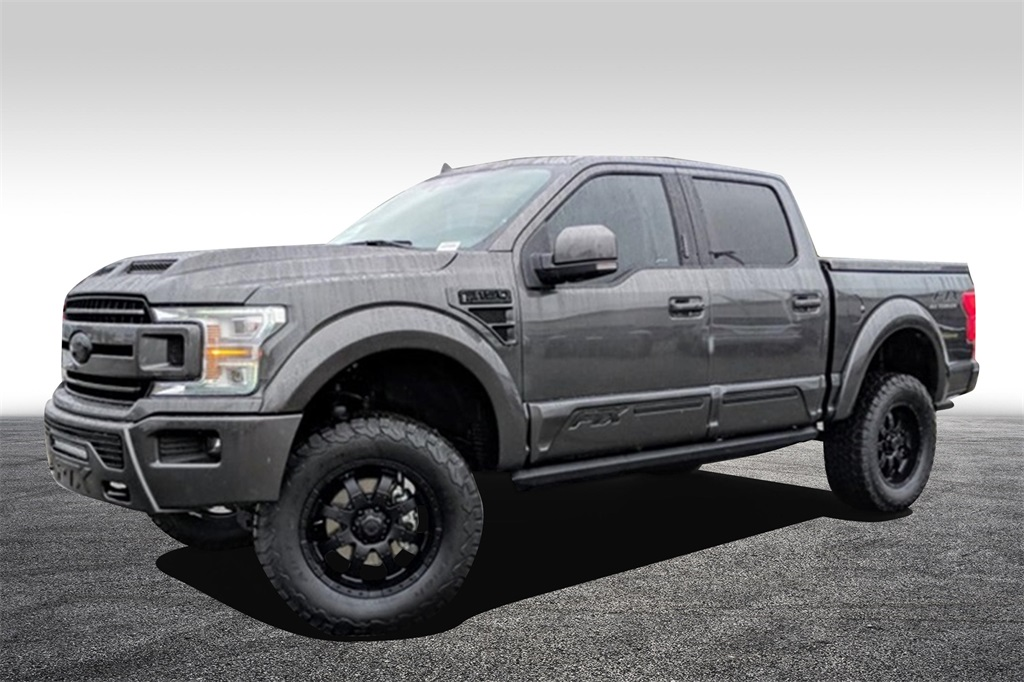 2018 F-150 SuperCrew Cab 4x4,  Pickup #281846 - photo 1