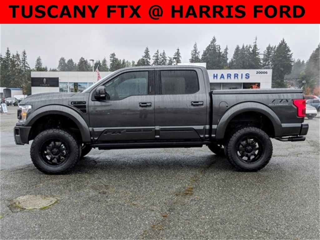 2018 F-150 SuperCrew Cab 4x4,  Pickup #281846 - photo 3