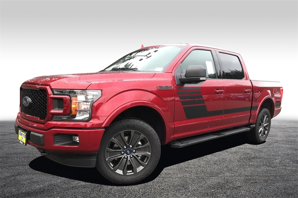 2018 F-150 SuperCrew Cab 4x4,  Pickup #282023 - photo 1
