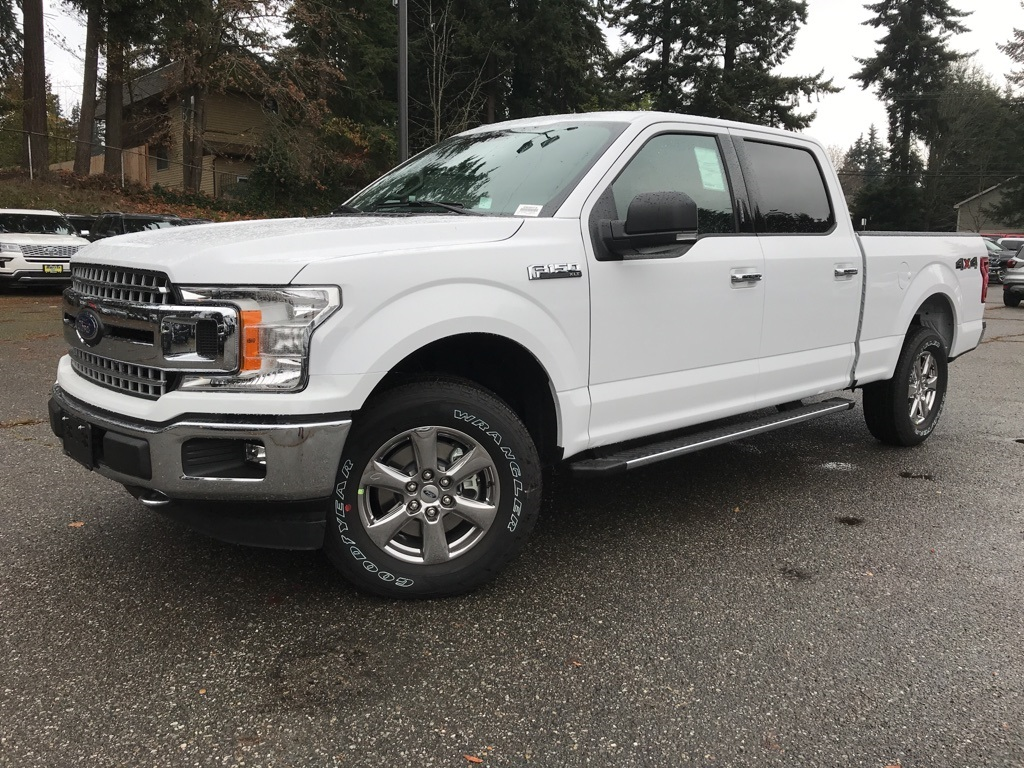 2018 F-150 SuperCrew Cab 4x4,  Pickup #282073 - photo 1