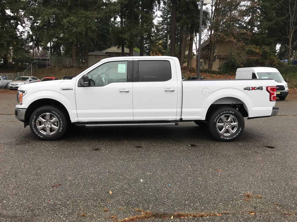 2018 F-150 SuperCrew Cab 4x4,  Pickup #282073 - photo 3