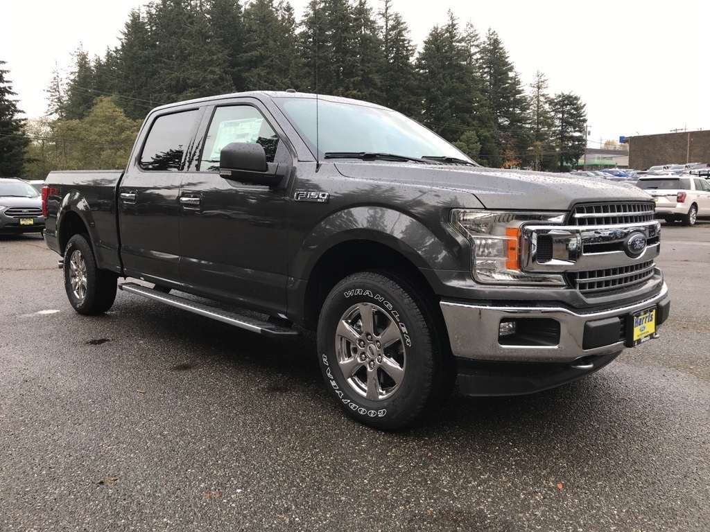 2018 F-150 SuperCrew Cab 4x4,  Pickup #282171 - photo 8