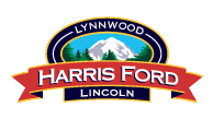 Harris Ford Lincoln logo