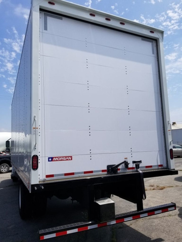 2019 International MV 4x2, Morgan Dry Freight #N011774 - photo 1