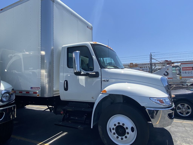2019 International MV 4x2, Morgan Dry Freight #N174120 - photo 1