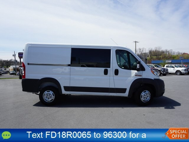 2018 ProMaster 1500 Standard Roof FWD,  Empty Cargo Van #18R0065 - photo 3