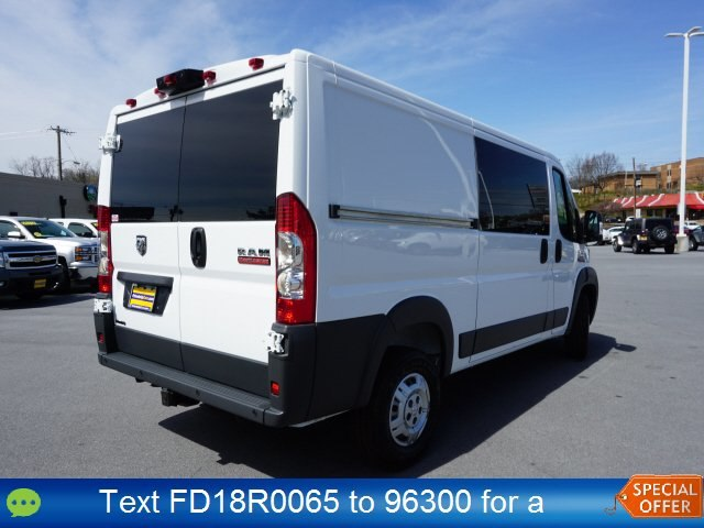 2018 ProMaster 1500 Standard Roof FWD,  Empty Cargo Van #18R0065 - photo 4