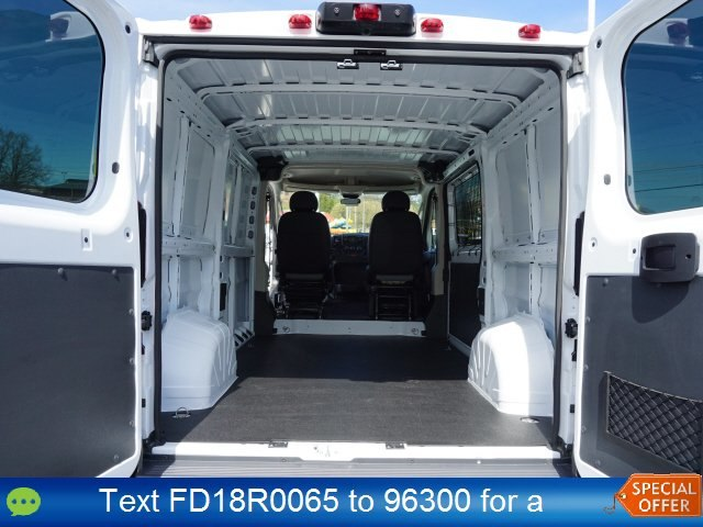 2018 ProMaster 1500 Standard Roof FWD,  Empty Cargo Van #18R0065 - photo 2