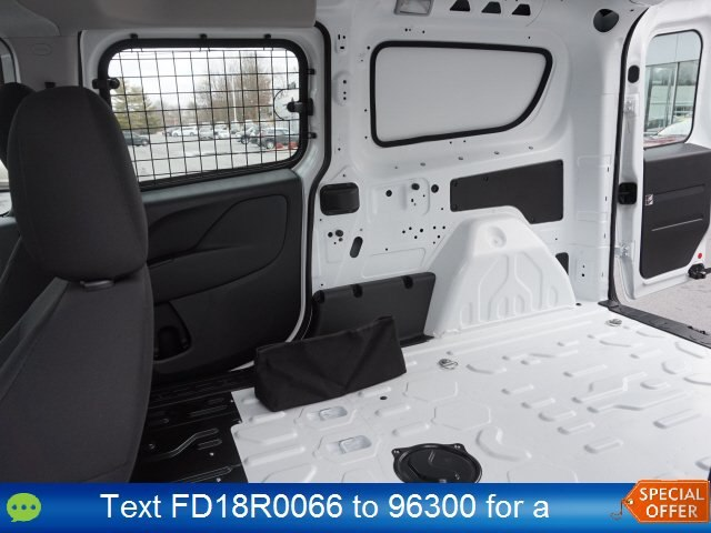 2018 ProMaster City FWD,  Empty Cargo Van #18R0066 - photo 6