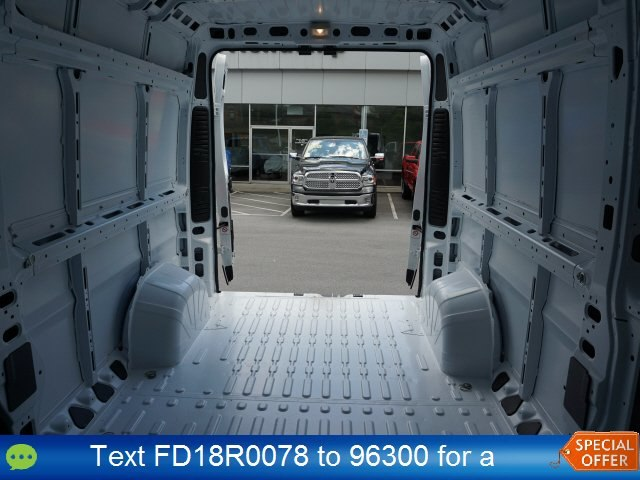 2018 ProMaster 2500 High Roof FWD,  Empty Cargo Van #18R0078 - photo 2