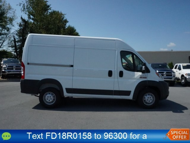 2018 ProMaster 1500 High Roof FWD,  Empty Cargo Van #18R0158 - photo 3