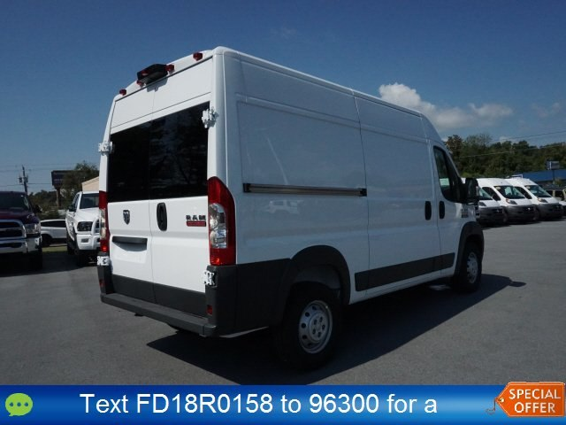 2018 ProMaster 1500 High Roof FWD,  Empty Cargo Van #18R0158 - photo 4
