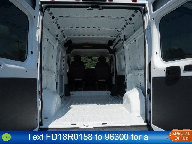 2018 ProMaster 1500 High Roof FWD,  Empty Cargo Van #18R0158 - photo 2