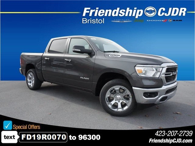2019 Ram 1500 Crew Cab 4x4,  Pickup #19R0070 - photo 13