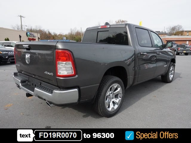 2019 Ram 1500 Crew Cab 4x4,  Pickup #19R0070 - photo 2