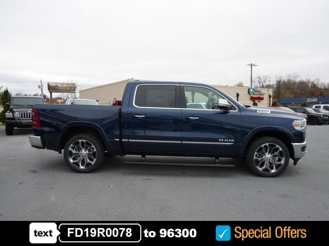 2019 Ram 1500 Crew Cab 4x4,  Pickup #19R0078 - photo 3
